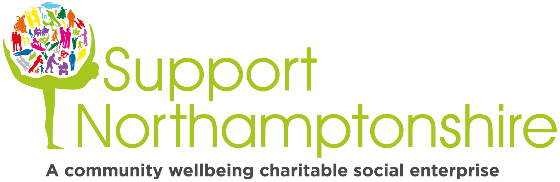 Support Northamptonshire